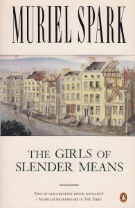 The Girls of Slender Means ~ Muriel Spark