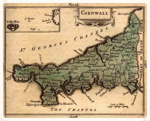 Cornwall 1783