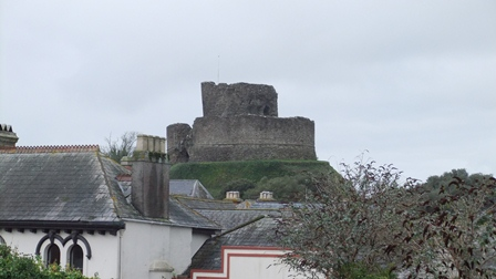 Launceston castle 1