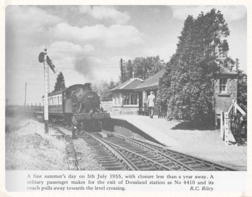 Dousland Station