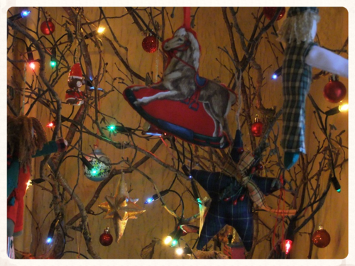 Advent Bough 2014