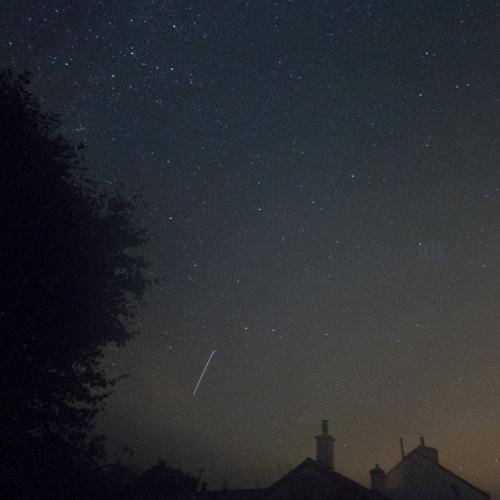 July Night Sky (Tommy Hatwell)