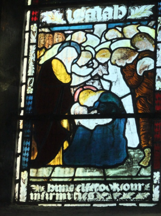 William Morris window