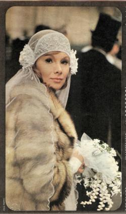 Susan Hampshire as Fleur