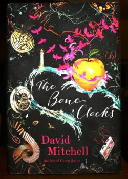 The Bone Clocks ~ David Mitchell