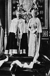 King George IV and Queen Mary