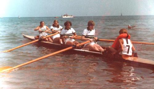 My Brief Rowing Life