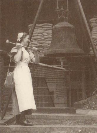 London Hospital bell
