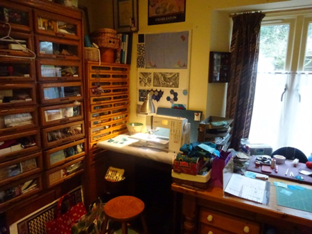 The Sewing Cosy