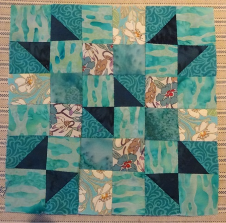 Splendid Sampler Block 2