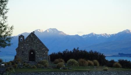 NZ 2016 The Church of the Good Shepherd, Lake Tekapo