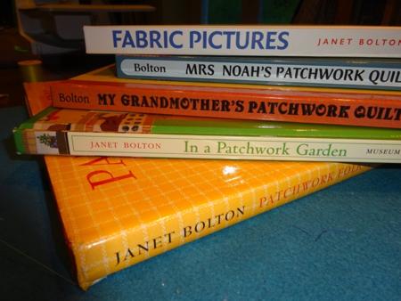 Janet Bolotn books