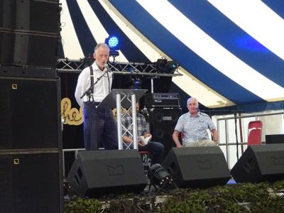 Dan Richards, Port Eliot 2016