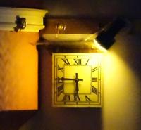 Orkney 16 alhambra clock
