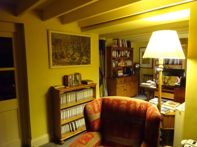 Persephone shelf