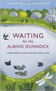 Waiting for the Albino Dunnock ~ Rosamund Richardson
