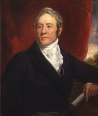 Dr John Blackall by Ramsay Richard Reinagle (1775-1862) - Royal College of Physicians  London