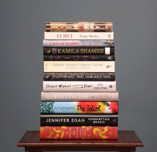 The Womens' Prize for Fiction 2018