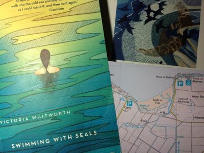 Swimming With Seals ~ Victoria Whitworth