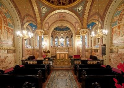 Gosh chapel
