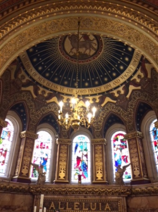 Gt Ormond St Hospital Chapel