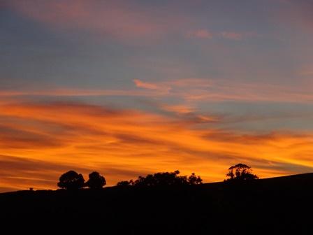 June 18 sunset 2