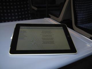 Et Adlestrop+on+the+iPad+24+June+2011