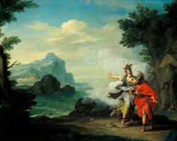 Giuseppe_Bottani_-_Athena_revealing_Ithaca_to_Ulysses