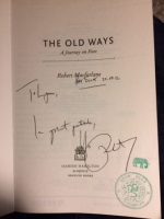 The Old Ways ~ Robert Macfarlane