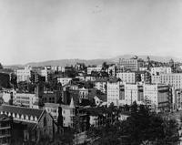 Bunker Hill, Los Angeles 1920