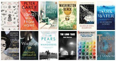 Walter Scott Prize Longlist 2019