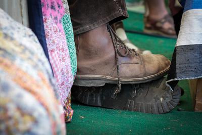 Robert's Boots