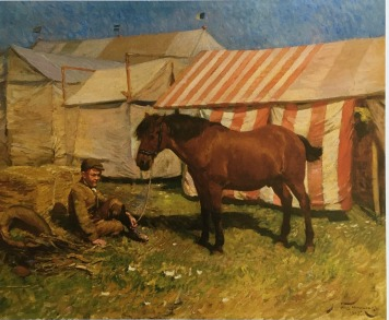 Boy With a Pony ~ Sir Alfred Munnings