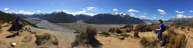 Nz bealey spur