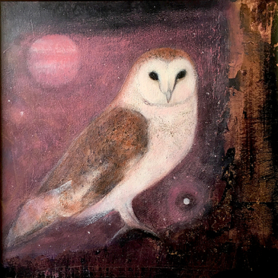 Barn owl - Catherine Hyde