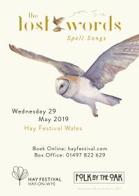 Spell Songs A4 Hay Owl New Hay logo