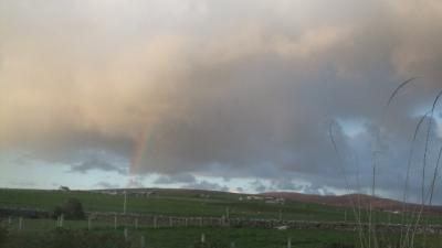 Orkney rainbow
