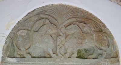 Treneglos tympanum