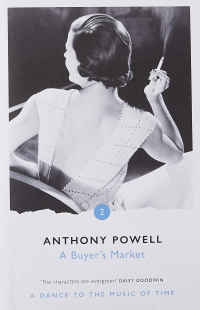 A Buyer's Market ~ Anthony Powell
