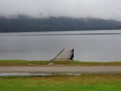 Lake Kaniere, South Island