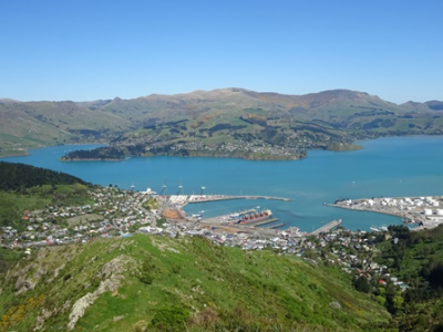The Port Hills, Christchurch