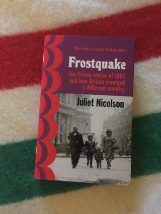 Frostquake ~ Juliet Nicolson