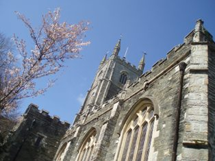 Fowey_church