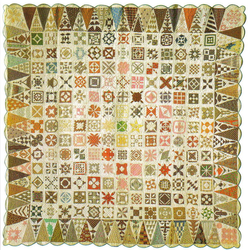 the jane a stickle quilt
